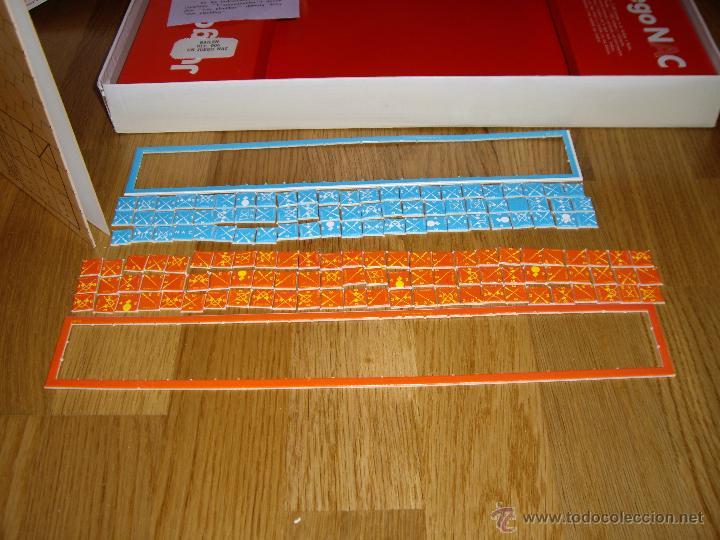 Juegos Antiguos: JUEGO DE MESA BAILEN - SERIE WARGAMES COMO ROL AÑOS 70 NIKE & COOPER NAC COMPLETO BUEN ESTADO - Foto 3 - 45917757