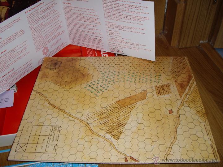 Juegos Antiguos: JUEGO DE MESA BAILEN - SERIE WARGAMES COMO ROL AÑOS 70 NIKE & COOPER NAC COMPLETO BUEN ESTADO - Foto 6 - 45917757