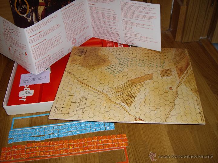 Juegos Antiguos: JUEGO DE MESA BAILEN - SERIE WARGAMES COMO ROL AÑOS 70 NIKE & COOPER NAC COMPLETO BUEN ESTADO - Foto 7 - 45917757