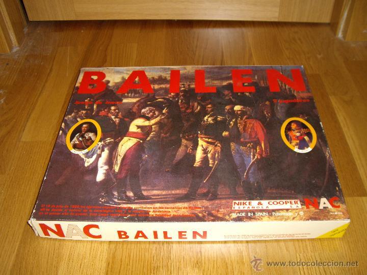Juegos Antiguos: JUEGO DE MESA BAILEN - SERIE WARGAMES COMO ROL AÑOS 70 NIKE & COOPER NAC COMPLETO BUEN ESTADO - Foto 10 - 45917757