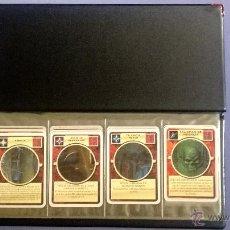 Juegos Antiguos: CARTAS COLECCIONABLES DOOMTROOPER PAUL BONNER 31 CARTAS STUDIO PARENTE VER FOTOS 1994. Lote 45923727