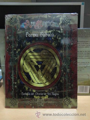 ARS MAGICA PARMA FABULA PANTALLA DEL DIRECTOR (Juguetes - Rol y Estrategia - Juegos de Rol)