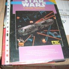 Juegos Antiguos: STAR WARS, EL JUEGO DE ROL, JOC INTERNACIONAL, AVENTURA COMANDO SHANTIPOLE. Lote 46716464