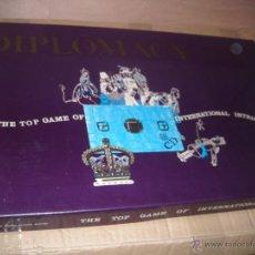 Juegos Antiguos: DIPLOMACY, DE AVALON HILL / ARIEL. Lote 46716579