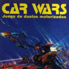 Juegos Antiguos: CAR WARS JUEGO DE DUELOS MOTORIZADOS - STEVE JACKSON GAMES. Lote 47930555