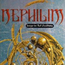 Juegos Antiguos: NEPHILIM - JUEGO DE ROL OCULTISTA (JOC INTERNACIONAL). Lote 47930871