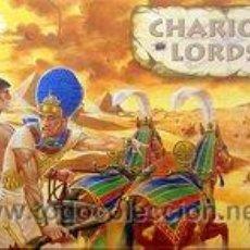Juegos Antiguos: CHARIOT LORDS, DE CLASH OF ARMS. Lote 47961528