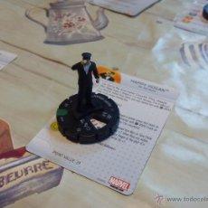 Juegos Antiguos: FIGURA HEROCLIX HAPPY HOGAN. Lote 48454472