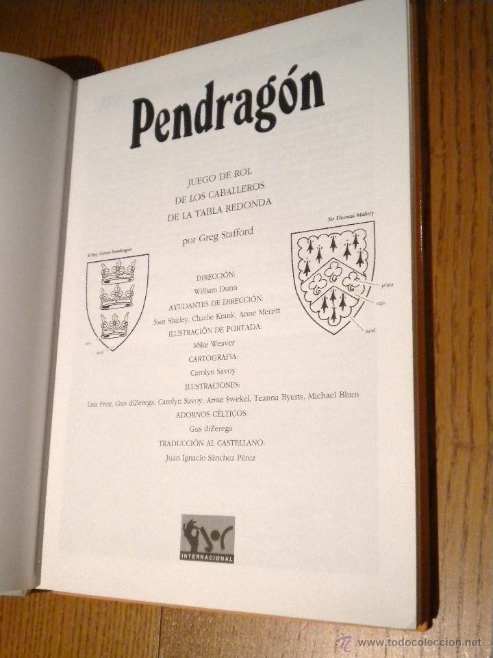 Juegos Antiguos: El rey Arturo Pendragón (joc internacional 1401) - Foto 2 - 48729881