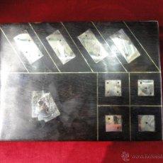 Juegos Antiguos: ESTUCHE CON JUEGOS DE MESA. Lote 48875850