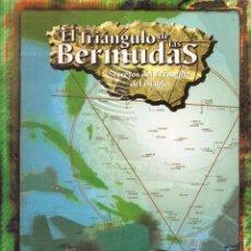 Juegos Antiguos: ROL: LLAMADA DE CTHULHU - TRIANGULO DE LAS BERMUDAS - PRECINTADO A ESTRENAR. Lote 195157942