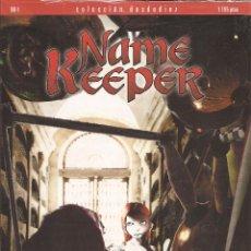 Juegos Antiguos: ROL: NAME KEEPER - PRECINTADO A ESTRENAR. Lote 184516291