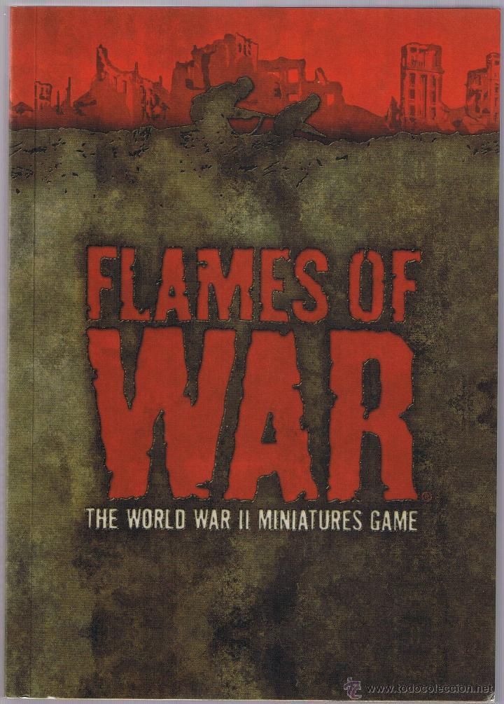 FLAMES OF WAR - LA SEGUNDA GUERRA MUNDIAL - JUEGO LAS MINIATURAS (Juguetes - Rol y Estrategia - Otros)