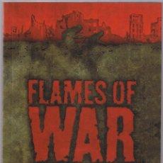 Juegos Antiguos: FLAMES OF WAR - LA SEGUNDA GUERRA MUNDIAL - JUEGO LAS MINIATURAS. Lote 49511015