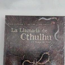 Juegos Antiguos: LA LLAMADA DE CTHULHU SISTEMA D20, BÁSICO, FACTORIA DE IDEAS. Lote 128597671