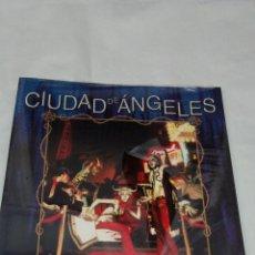 Juegos Antiguos: CIUDAD DE ÁNGELES , SUPLEMENTO PARA DEMONIO LA CAIDA , FACTORIA DE IDEAS. Lote 153603948