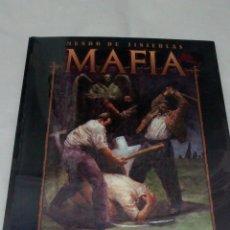 Juegos Antiguos: MAFIA , SUPLEMENTO DE ROL PARA MUNDO DE TINIEBLAS, FACTORIA DE IDEAS. Lote 50012337