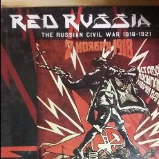 Juegos Antiguos: WARGAME RED RUSSIA: THE RUSSIAN CIVIL WAR 1917-1921, DE AVALANCHE PRESS. Lote 49875567