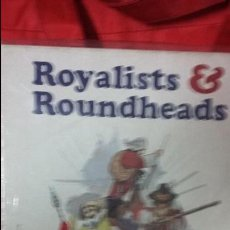Juegos Antiguos: WARGAME ROYALISTS AND ROUNDHEADS, DE 3W. Lote 49875612