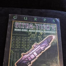 Juegos Antiguos: GURPS - ULTRA-TECH 2 - STEVE JACKSON GAMES - INGLES - ROL. Lote 49885245