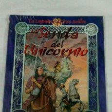 Juegos Antiguos: LA SENDA DEL UNICORNIO SUPLEMENTO JUEGO DE ROL LA LEYENDA DE LOS CINCO ANILLOS DE FACTORIA DE IDEAS. Lote 49962708