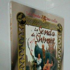 Juegos Antiguos: LA SENDA DE O DEL SHINSEI SUPLEMENTO DE ROL LA LEYENDA DE LOS CINCO ANILLOS DE FACTORIA DE IDEAS. Lote 238715000