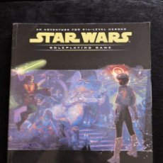 Juegos Antiguos: STAR WARS ROLEPLAYING GAME - INGLES - TEMPEST FEUD - ROL. Lote 50077250