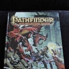 Juegos Antiguos: PATHFINDER ROLEPLAYING GAME - CORE RULEBOOK - INGLES - ROL - PAIZO. Lote 50079328