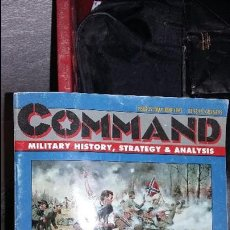 Juegos Antiguos: WARGAME ANTIETAM: BURNISHED ROWS OF STEEL. REVISTA COMMAND MAGAZINE Nº 22. Lote 50135188