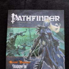 Juegos Antiguos: PATHFINDER ADVENTURE PATH - SECOND DARKNESS - 13 SHADOW IN THE SKY - INGLES - ROL. Lote 50175515