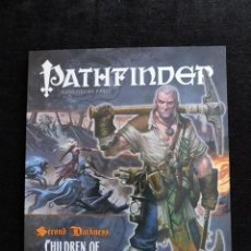 Juegos Antiguos: PATHFINDER ADVENTURE PATH - SECOND DARKNESS - 14 CHILDREN OF THE VOID - INGLES - ROL. Lote 50175610