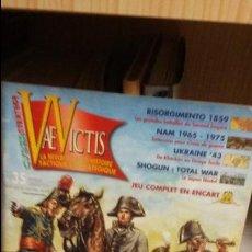 Jeux Anciens: WARGAME MARENGO 1800. SERIE JOURS DE GLOIRE, REVISTA VAE VICTIS Nº 36. Lote 50202475