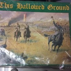 Juegos Antiguos: WARGAME THIS HALLOWED GROUND, DE XENO GAMES. Lote 66122522