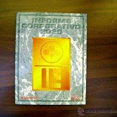 Juegos Antiguos: INFORME CORPORATIVO 2020 (PARA EL JUEGO DE ROL CYBERPUNK 2.0.2.0.). Lote 50311454
