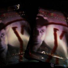 Juegos Antiguos: X-FILES CCG - JUEGO DE CARTAS - DOS SOBRES DE LA AMPLIACIÓN 101361 . Lote 50411806