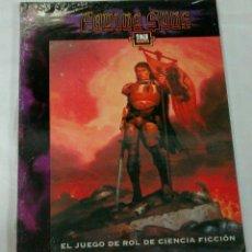Juegos Antiguos: FADING SUNS D20 BASICO JUEGO DE ROL DE CIENCIA FICCIÓN DE LA FACTORIA DE IDEAS. Lote 50414124