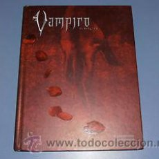 Juegos Antiguos: VAMPIRO: EL REQUIEM. JUEGO DE ROL. LA FACTORÍA.. Lote 54065430