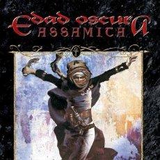 Jeux Anciens: NOVELA DEL CLAN ASSAMITA (EDAD OSCURA) LA FACTORÍA DE IDEAS. Lote 72319010