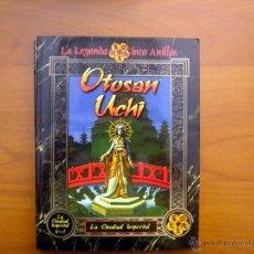 Juegos Antiguos: OTOSAN UCHI I. SUPLEMENTO PARA EL JUEGO DE ROL LA LEYENDA DE LOS CINCO ANILLOS (L5A). NUEVO. Lote 183168367