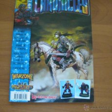 Juegos Antiguos: CHRONICLES 9. REVISTA. MUTANT CHRONICLES. M+D - TARGET GAMES.. Lote 50973370