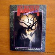 Juegos Antiguos: MIKWAUKEE NOCTURNO. PARA VAMPIRO LA MASCARADA.. JUEGO DE ROL. LA FACTORÍA DE IDEAS. NUEVO.. Lote 131310294
