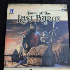 Juegos Antiguos: PATHFINDER MODULE - TOWER OF THE LAST BARON - LB1 - INGLES - ROL. Lote 50985839
