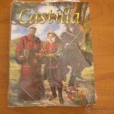Juegos Antiguos: CASTILLA. 7º MAR. JUEGO DE ROL. LA FACTORÍA DE IDEAS. Lote 51551022