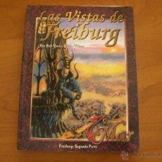 Juegos Antiguos: LAS VISTAS DE FRIEBURG. 7º MAR. LA FACTORIA DE IDEAS. Lote 51009753
