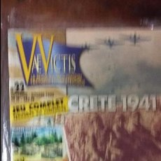Juegos Antiguos: WARGAME CRETE 1941, VAE VICTIS Nº 22. Lote 51043875