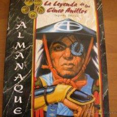 Juegos Antiguos: ALMANAQUE PARA LA LEYENDA DE LOS CINCO ANILLOS. L5A. JUEGO DE ROL. LA FACTORÍA DE IDEAS.. Lote 51104467