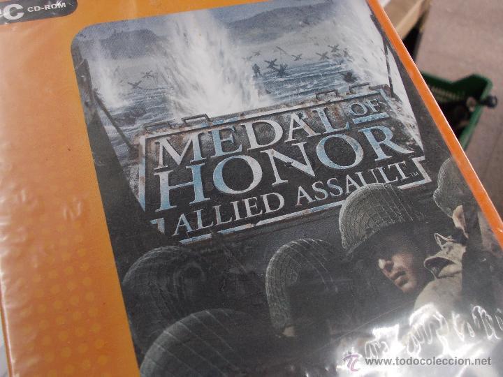 juego de rol para pc, medal of honour, ii guerr - Comprar ...