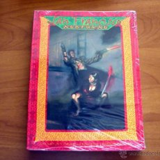 Juegos Antiguos: SAN FRANCISCO NOCTURNO. PARA VAMPIRO LA MASCARADA. JUEGO DE ROL. NUEVO. LA FACTORÍA DE IDEAS.. Lote 51253933