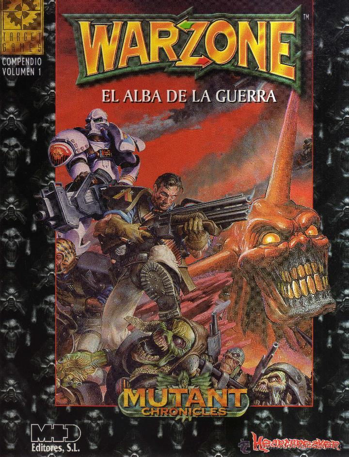 WARZONE - EL ALBA DE LA GUERRA VOLUMEN I - TARGET GAMES (Juguetes - Rol y Estrategia - Juegos de Rol)