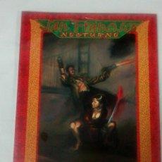 Juegos Antiguos: SAN FRANCISCO NOCTURNO SUPLEMENTO DE ROL PARA VAMPIRO LA MASCARADA DE LA FACTORIA DE IDEAS. Lote 51430084